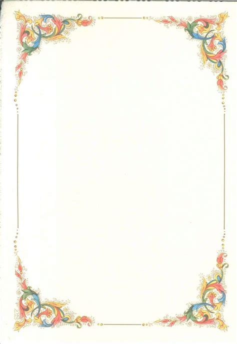 clipart pergamena cornici word bem f 225 cil png ramos e flores png