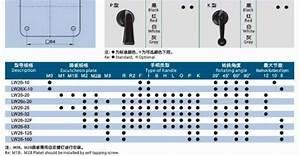 Bigm Rotary Switch Lw26 Ca10