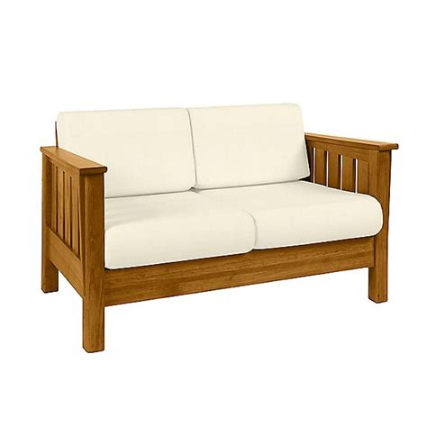 This End Up Loveseat by The Official This End Up Artisan Loveseat