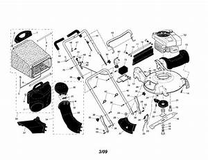 917371030 craftsman 21 inch multi cut self propelled With craftsman self propelled mower