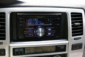 Pioneer Fh-p8000bt Install