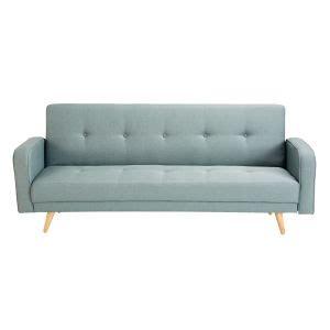 sofa color verde agua sof 225 clic clac convertible 3 plazas gris mezclilla