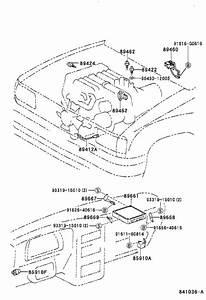 Toyota T100 Egr Valve Temperature Sensor  Sensor  E G R