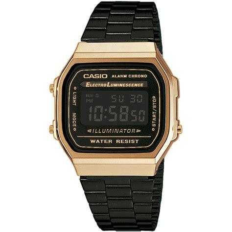 casio orologio orologio tempo unisex casio a168wegb 1bef digitali casio