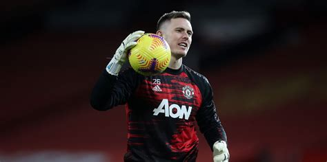 Bournemouth interested in Manchester United goalkeeper ...
