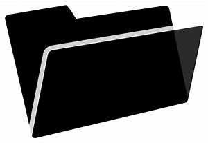 Black And White Folder Clip Art at Clker.com - vector clip ...