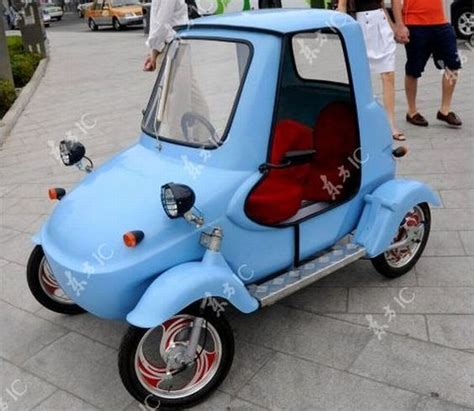 the world's cheapest electric car #electric #cars | Electric cars, Weird cars, Microcar