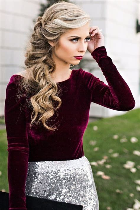 hairstyles for christmas party 18 hairstyles for prom best prom hair styles 2017