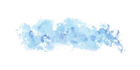 5 Blue Watercolor Clouds Wash Texture (JPG) OnlyGFX com