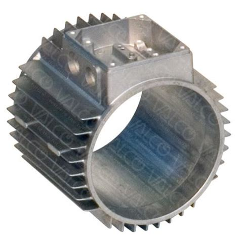 Electric Motor Housing by Valco S R L Motor Housing In Aluminium Diecast Also