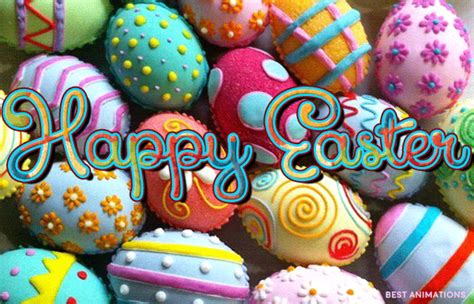 Animated Easter Bunny Wallpaper - 40 great happy easter gif wishes to send