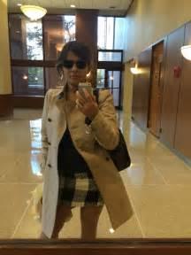 Girl Mirror Selfie