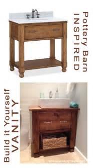 ideas for bathroom vanities remodelaholic diy bathroom vanity how to