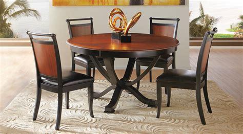 5pc dining table set orland park black 5 pc dining set dining room sets