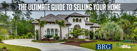guide to selling your home seller guide myrtle beach real estate matt harper real estate team