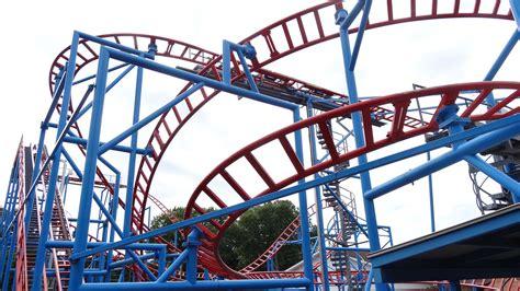 waldameer amusement park steel dragon