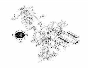 Horizon Treadmill Parts