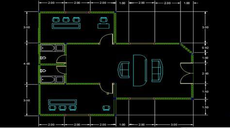 desain rumah minimalis cad kumpulan desain rumah