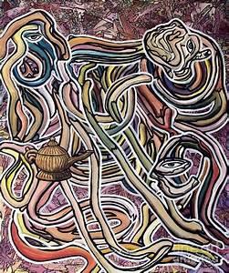 1001 Arabian Nights Painting by Morgan Long