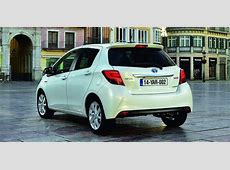 New Photos and Specs Tell Us the 2015 Toyota Yaris is a