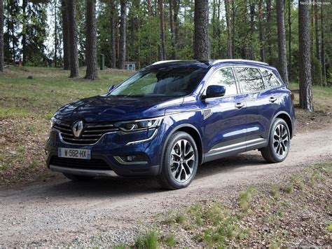 Renault Koleos Picture by Renault Koleos 2017 Picture 12 Of 149 1280x960