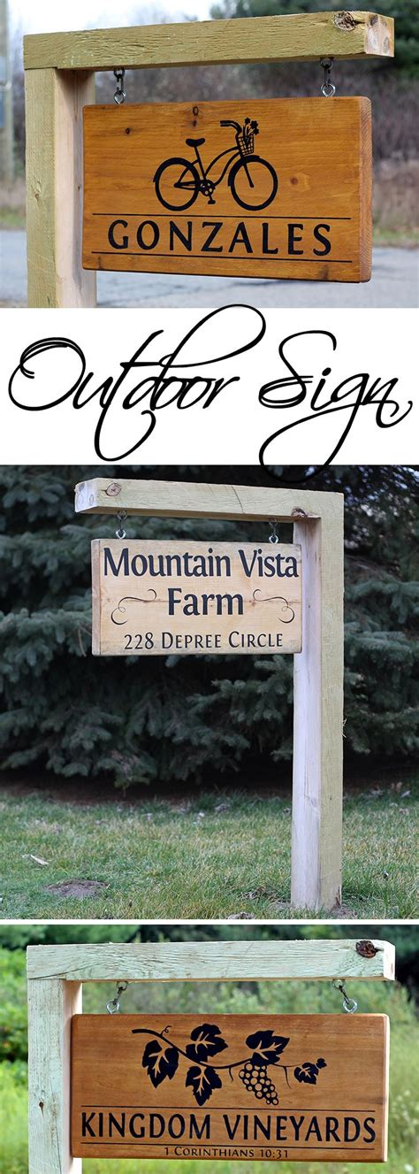 Custom Backyard Signs by Best 25 Custom Yard Signs Ideas On Pallet