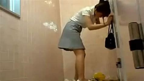 Japanese Girl Drunk In The Bathroom Video Dailymotion