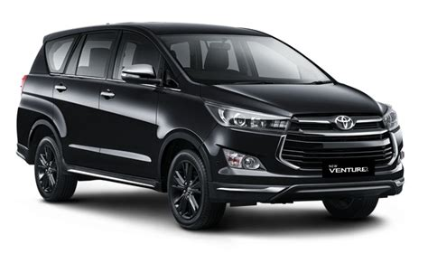 Toyota Venturer Picture by Toyota Innova Venturer The Prime Breakthrough In 2017
