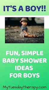 Guide To Baby Shower Themes For Boys From Traditional To