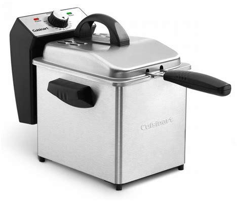 cuisinart deep fryer stainless steel quart cdf air fryers roll zoom abt