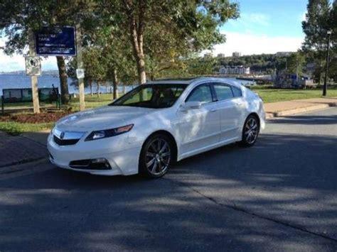 2012 Acura Tl Sedan For Sale Vehicles From Bedford Nova