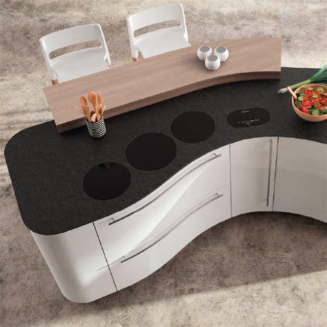 objet deco cuisine cuisine design arrondie alicante 1 fabricant cuisiniste