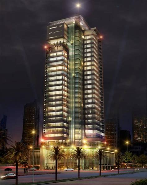high rise buildings architectural design  engineering