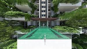 Vertikaler Garten Kaufen : vertikaler garten bewohnt gruen hochhaus clearpoint residencies sri lanka ~ Watch28wear.com Haus und Dekorationen