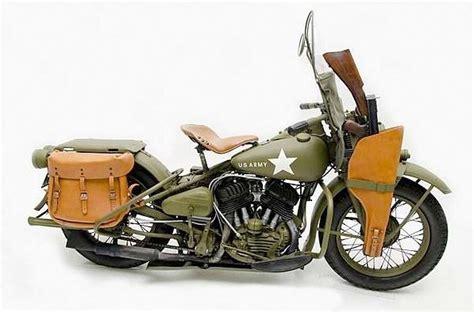 1942 Harley-davidson World War Ii