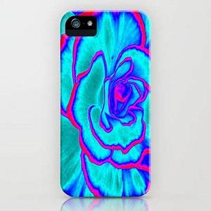 Neon iPhone Case by Dawn East Sider $35 00