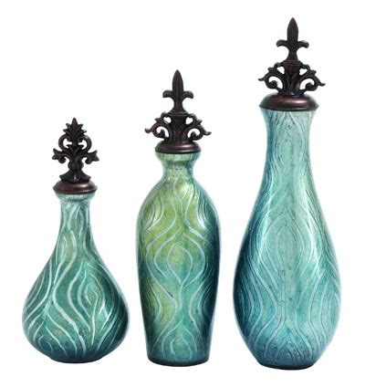 Set Of 3 Decorative Glass Bottles  Globe Imports. Blue Living Room Curtains. Media Room Chairs. Bronze Dining Room Chandelier. Rooms For Couples For Rent. Decorative Magazine Rack. Barn Christmas Decorations. Ikea Decorative Stickers. Decorative Photo Frames