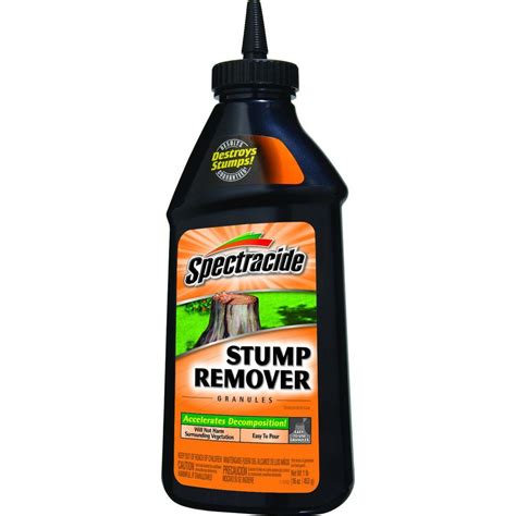 Spectracide 1 Lb Stump Removerhg664204  The Home Depot