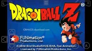 Dragon Ball Z U2019 The Legacy Of Goku Gba Rom Gba4ios