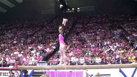 Alabama Gymnastics: The Power of Pink meet vs. Kentucky ...