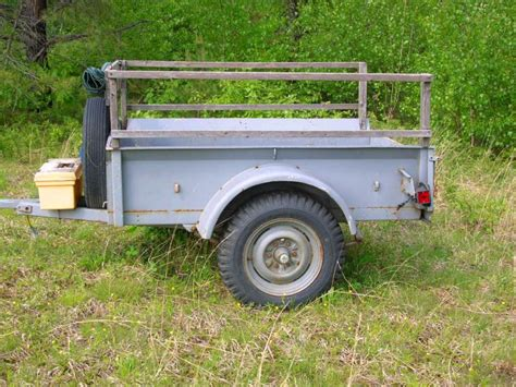 jeep utility trailer willys utility trailer ih8mud forum
