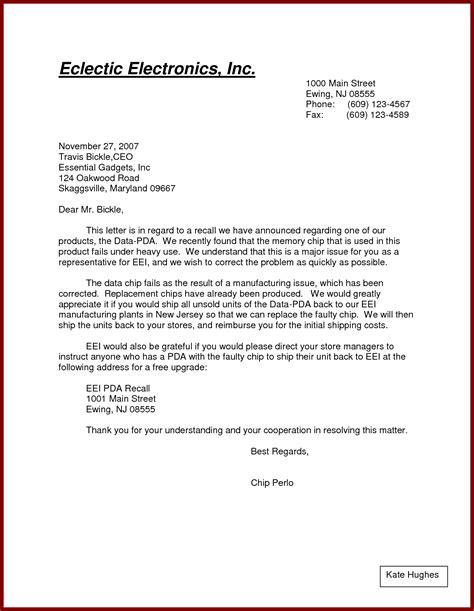 formal letter   formal letter template