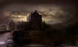Scary Haunted House Castle Images