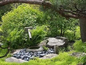 Fontaine Exterieur Zen : fontaine de jardin zen exterieur l 39 univers du jardin ~ Nature-et-papiers.com Idées de Décoration