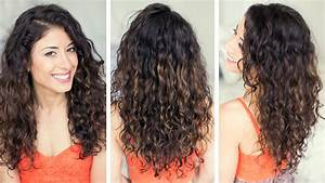 How to Style Curly Hair YouTube
