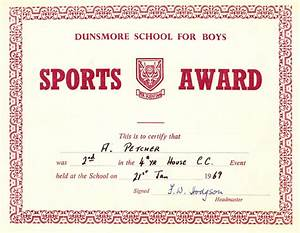 Sport Certificate Templates Red Award Sports Certificates Word Pdf