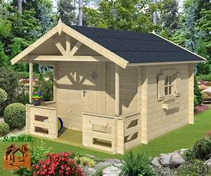 Les Cabanes En Bois Pour Les Enfants STMB Construction