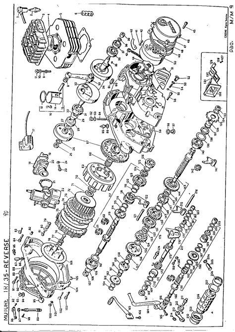 beta tr reverse   parts list