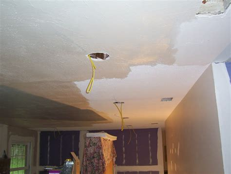Popcorn Ceiling Patch by Patch A Drywall Ceiling Todayregistero2