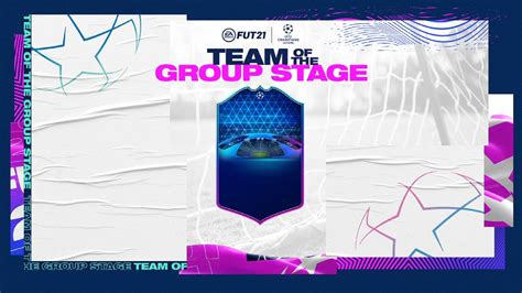 FIFA 21: Champions League Team of the Group Stage release ...